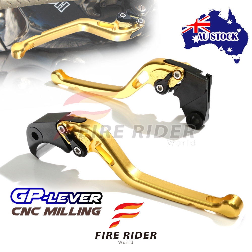 Fit Yamaha TMAX 500 08 09 10 11 12 CNC LGB GP Long Front Rear Brake Levers