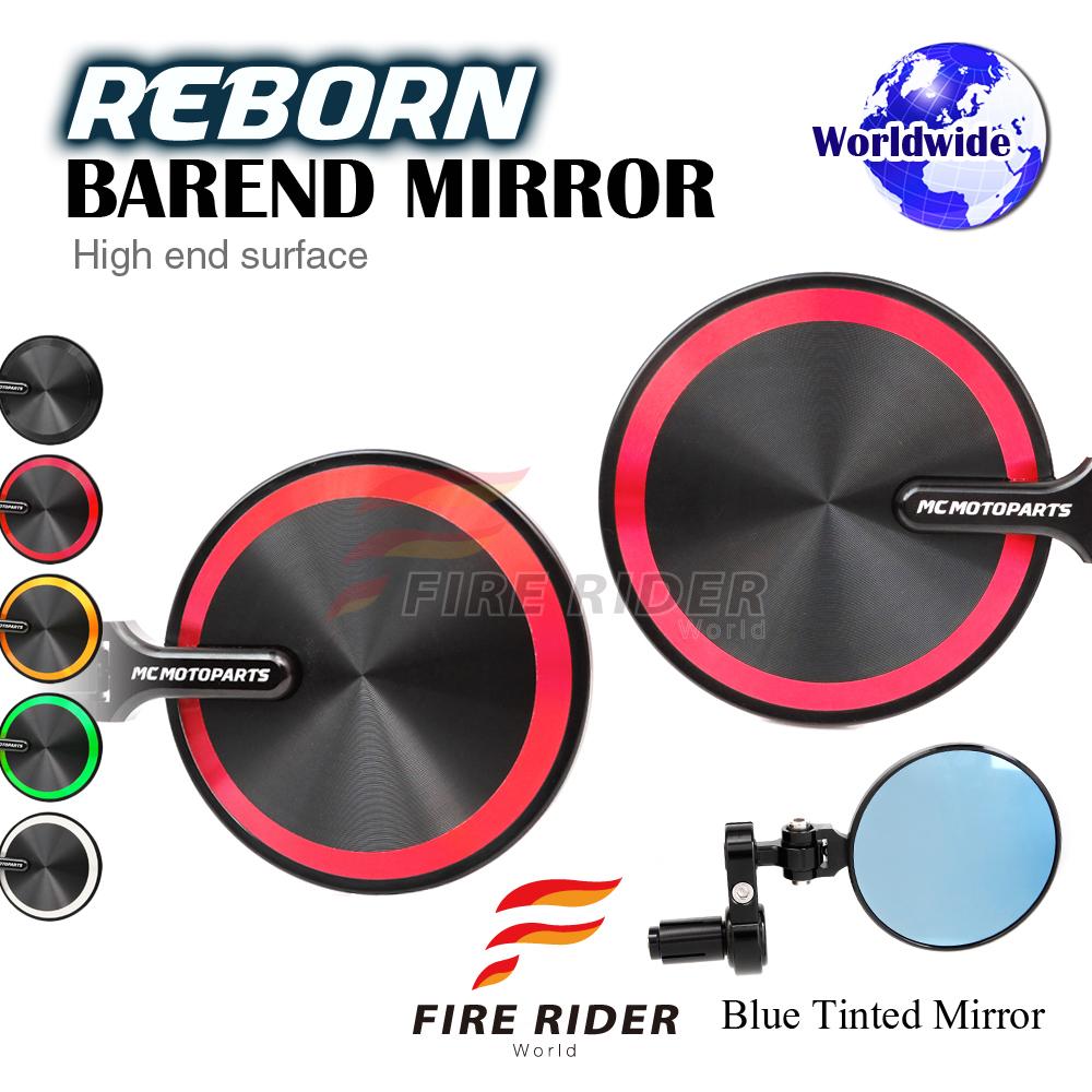 2017 Reborn Cnc Adjustable Bar End Mirrors For Yamaha Mt 09 Fz 13 Wiring Diagram 14 15 16 17