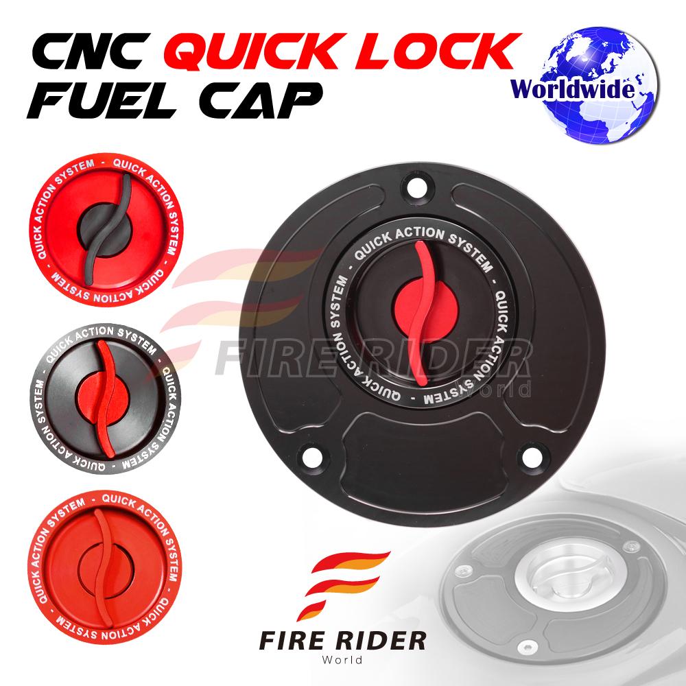 Fuel Gas Tank Cap For Yamaha YZF R1 R6 R15 R1250 600 1000 MT-07 MT-09 FJR 1300