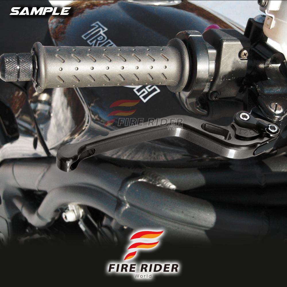 Fit Yamaha TMAX 530 12 13 14 CNC LBB GP Long Front Rear Brake Levers
